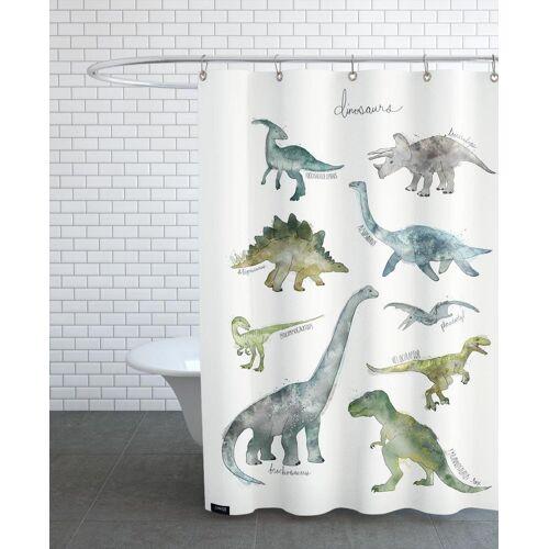 """JUNIQE Duschvorhang Dinosaurier """"Dinosaurs"""" von JUNIQE"""