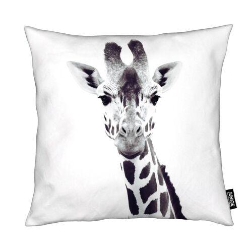 """JUNIQE Deko Kissen Giraffen """"Giraffe"""" von JUNIQE"""
