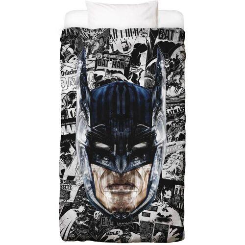 "JUNIQE Kinderbettwäsche Batman ""Bat Knight"" von JUNIQE"