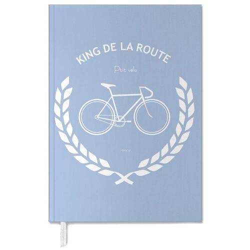 """JUNIQE Terminplaner 2021 Fahrräder """"King de la route"""" von JUNIQE"""