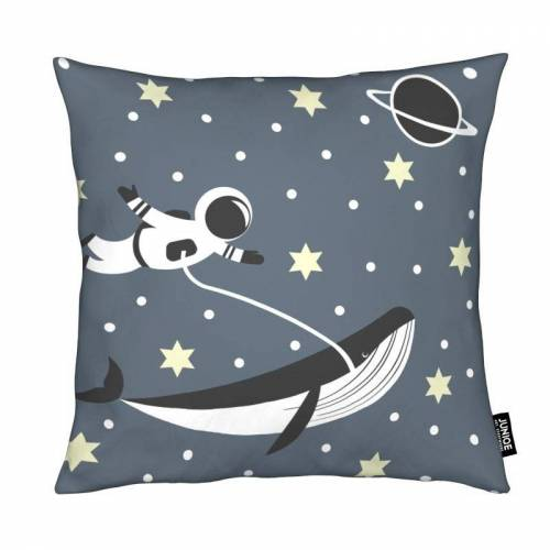 "JUNIQE Deko Kissen Astronauten ""Astronaut"" von JUNIQE"