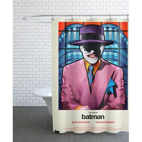 "JUNIQE Duschvorhang Joker ""Batman"" von JUNIQE"