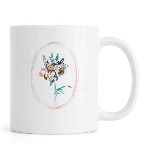 """JUNIQE Tassen Blumen """"Flora"""" von JUNIQE"""