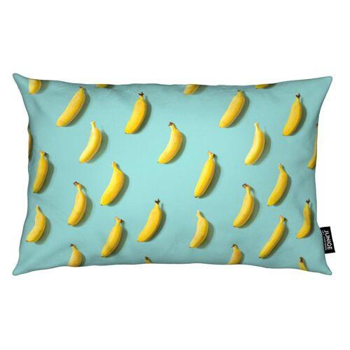 "JUNIQE Deko Kissen Bananen ""Banane"" von JUNIQE"