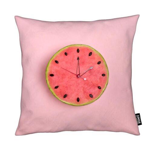 """JUNIQE Deko Kissen Wassermelonen """"Watermelon Time"""" von JUNIQE"""