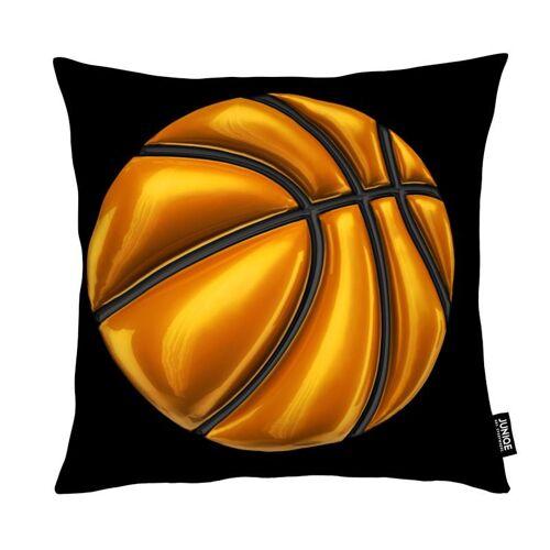 "JUNIQE Deko Kissen Basketball ""Basketball"" von JUNIQE"