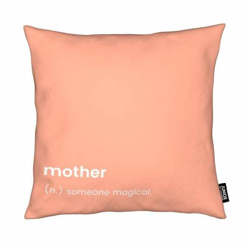"""JUNIQE Deko Kissen Muttertag """"For Mum"""" von JUNIQE"""