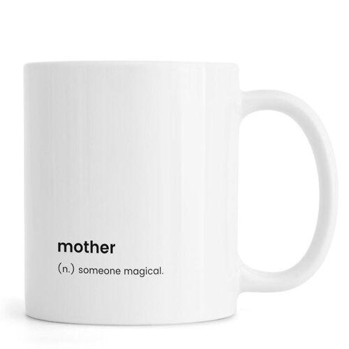 """JUNIQE Tassen Muttertag """"Mother"""" von JUNIQE"""