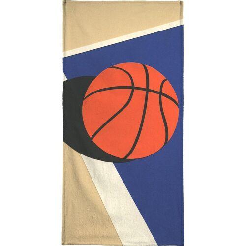 """JUNIQE Handtücher Basketball """"Oakland Basketball Team"""" von JUNIQE"""