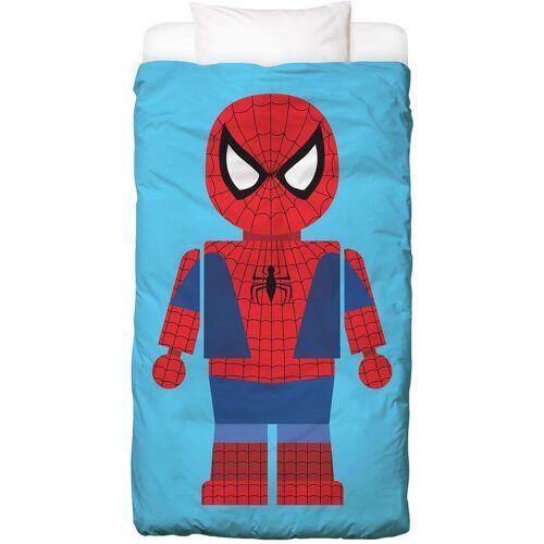 """JUNIQE Kinderbettwäsche Spider-Man """"Spiderman Toy"""" von JUNIQE"""