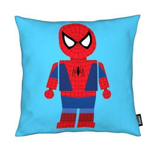 """JUNIQE Deko Kissen Spider-Man """"Spiderman Toy"""" von JUNIQE"""