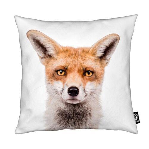 """JUNIQE Deko Kissen Füchse """"Fox"""" von JUNIQE"""