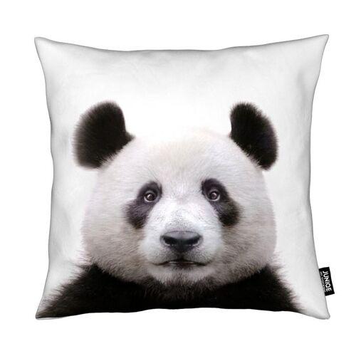 "JUNIQE Deko Kissen Pandas ""Panda"" von JUNIQE"