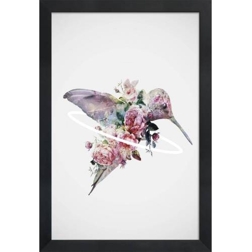 "JUNIQE Bild Kolibris ""Kolibri"" von JUNIQE - Künstler: Dániel Taylor"