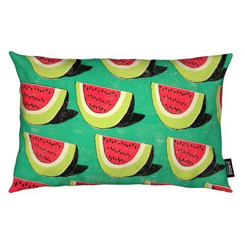 """JUNIQE Deko Kissen Wassermelonen """"Melons"""" von JUNIQE"""
