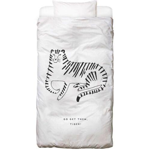 """JUNIQE Bettwäsche Tiger """"Tiger"""" von JUNIQE"""