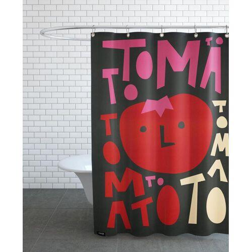 """JUNIQE Duschvorhang Tomaten """"Tomato Tomato"""" von JUNIQE"""