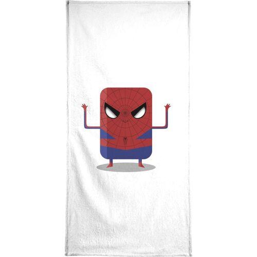 """JUNIQE Handtücher Serien """"Spiderman"""" von JUNIQE"""