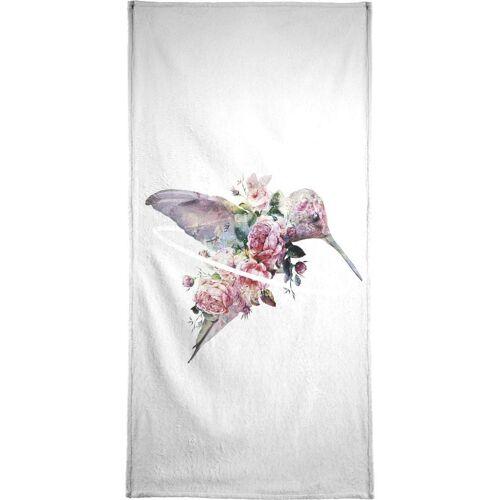 """JUNIQE Handtücher Kolibris """"Kolibri"""" von JUNIQE"""