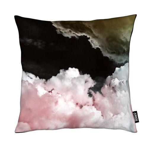 """JUNIQE Deko Kissen Himmel & Wolken """"Rosa Wolken"""" von JUNIQE"""