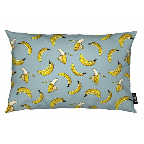 "JUNIQE Deko Kissen Bananen ""Banana"" von JUNIQE"
