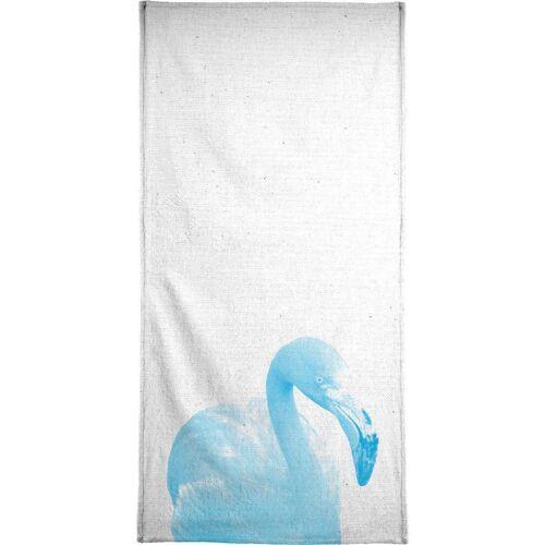 """JUNIQE Handtücher Flamingos """"Flamingo 04"""" von JUNIQE"""