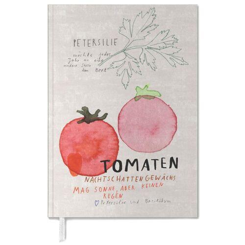 "JUNIQE Terminplaner 2021 Tomaten ""Tomate"" von JUNIQE"