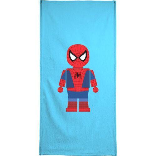 """JUNIQE Handtücher Spider-Man """"Spiderman Toy"""" von JUNIQE"""