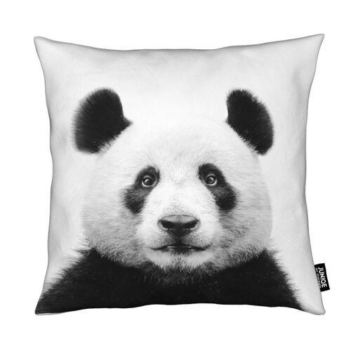 """JUNIQE Deko Kissen Pandas """"Panda II"""" von JUNIQE"""