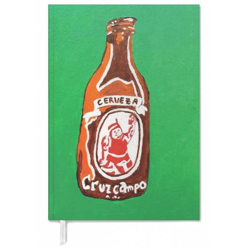 "JUNIQE Terminplaner 2021 Bier ""Cerveza"" von JUNIQE"