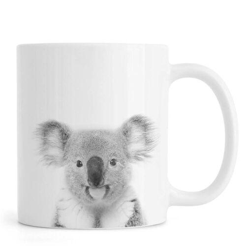 """JUNIQE Tassen Koalas """"Print 67"""" von JUNIQE"""