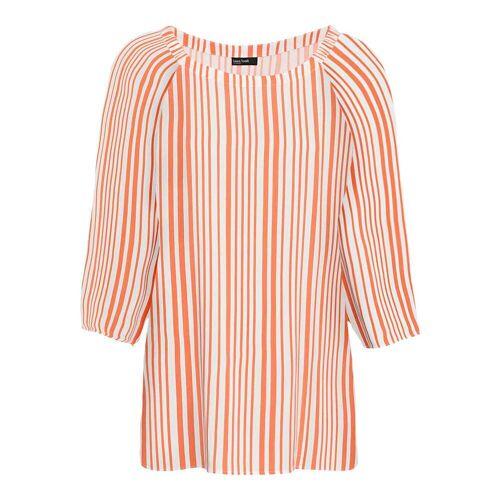 NKD Damen-Bluse mit Streifen pink XL