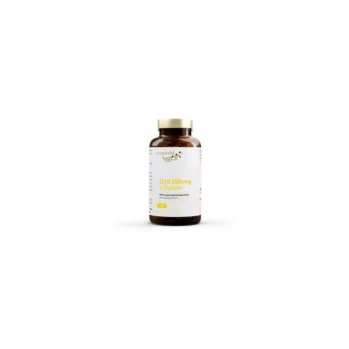 Vita-World GmbH Q10 200 mg + Piperin (120 Kps)