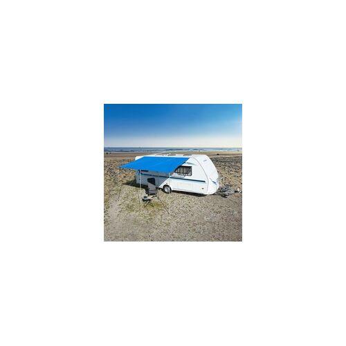 Eurotrail Sonnendach Playa 5 blau 400 x 240 cm