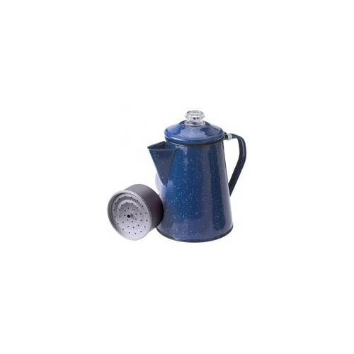 GSI Outdoors Emaille Kaffee Kanne 1,2L
