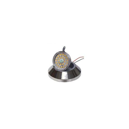 Wl Dreh- und kippbarer Aufbauspot SMD LED 1W Chrom