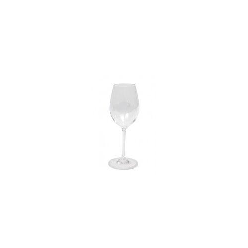 Bo-Camp Weinglas aus Polycarbonat mit Anti-Rutsch Silikonring