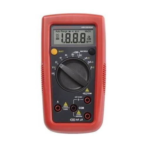 Beha Amprobe, Multimeter, AM-500 DIY-PRO DIGITAL MULTIMETER