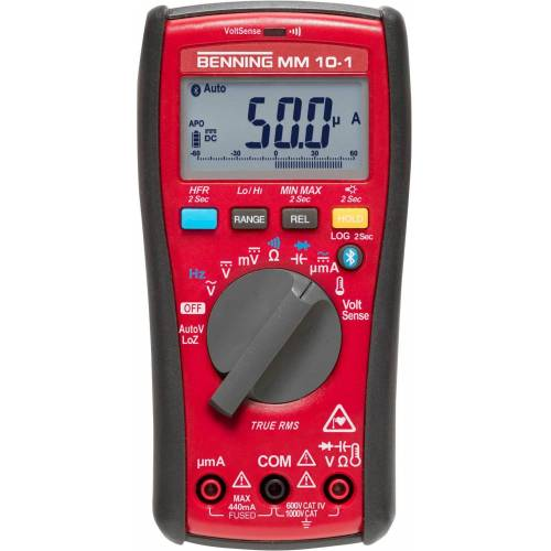 Benning, Multimeter, MM 10-1 Multimeter