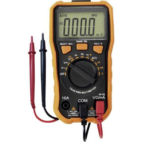 Kunzer, Multimeter, Hand Multimeter Digitales