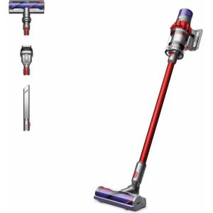 Dyson Cyclone V10 Motorhead, Staubsauger, Rot