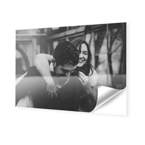 Foto auf Klebefolie im Format 140 x 100 cm