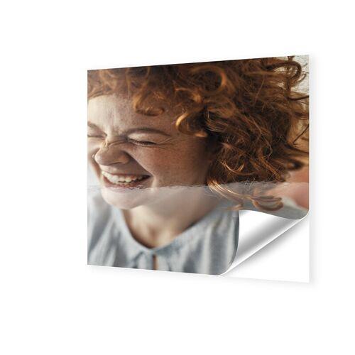 Fensterfolie quadratisch im Format 80 x 80 cm