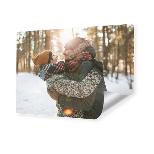 Foto auf Künstlerpapier im Format 128 x 72 cm