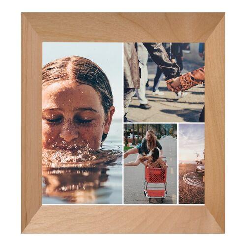 Fotorahmen Holz