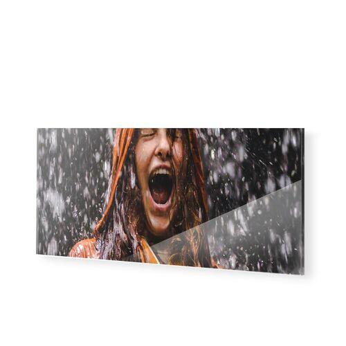 Acrylbilder als Panorama im Format 40 x 10 cm