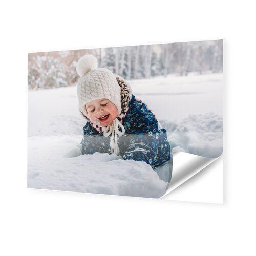 Foto auf Klebefolie im Format 100 x 70 cm