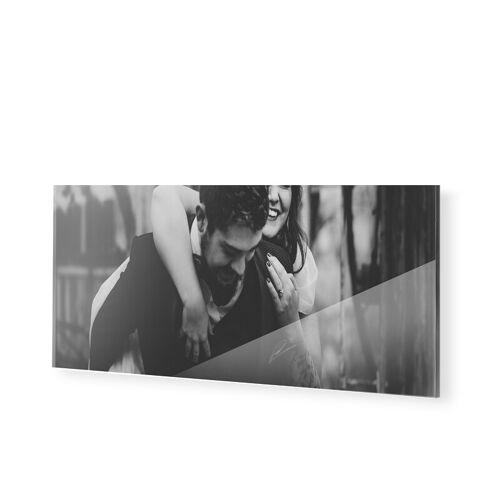 Acrylbilder als Panorama im Format 120 x 30 cm