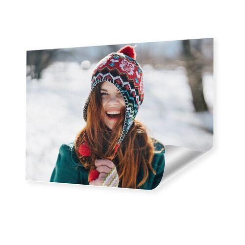 Foto auf Künstlerpapier im Format 32 x 18 cm