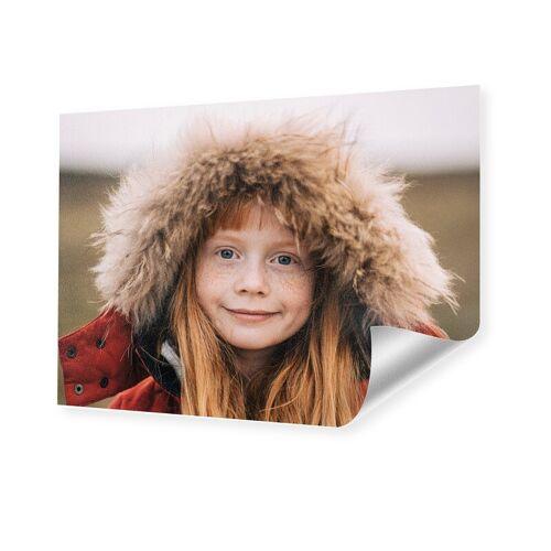 Foto auf Künstlerpapier im Format 80 x 45 cm